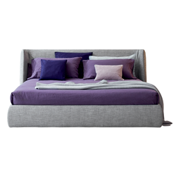 BONALDO double bed BASKET