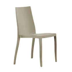 BONALDO set of 4 stacking chairs PANGEA
