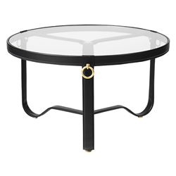 GUBI tavolino ADNET TABLE Ø 70 cm