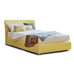 BONALDO single bed TONIGHT for bed base 90x200 cm