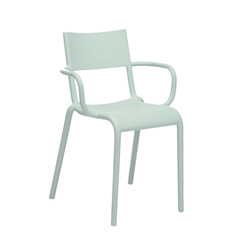 KARTELL set of 2 chairs GENERIC A