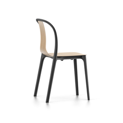 VITRA chair BELLEVILLE CHAIR WOOD