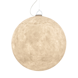 IN-ES.ARTDESIGN outdoor suspension lamp LUNA 4 OUT