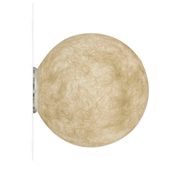 IN-ES.ARTDESIGN outdoor wall lamp A.MOON 1 OUT
