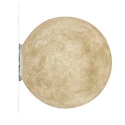 IN-ES.ARTDESIGN outdoor wall lamp A.MOON 2 OUT