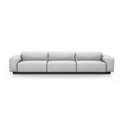 VITRA sofa three places SOFT MODULAR SOFA