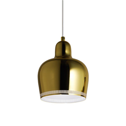 ARTEK lampe à suspension A330S GOLDEN BELL