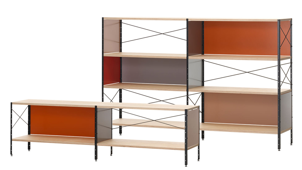 Vitra Meuble Bibliotheque Eames Storage Unit Esu Shelf