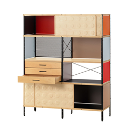 VITRA mobile libreria Eames Storage Unit ESU BOOKCASE