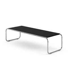KNOLL rectangular side table LACCIO