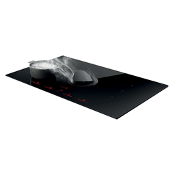 ELICA induction hob with duct-out hood NIKOLATESLA SWITCH