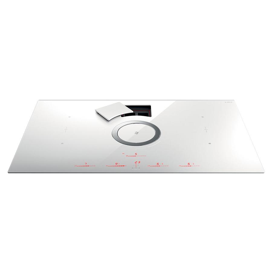 Piano Cottura Aspirante Elica Prezzo elica piano cottura a induzione con cappa filtrante nikolatesla switch  prf0146213 (bianco - vetro)