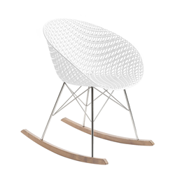 KARTELL rocking chair SMATRIK