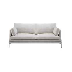 ZANOTTA sofa 2 places WILLIAM