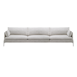 ZANOTTA sofa 3 major places WILLIAM