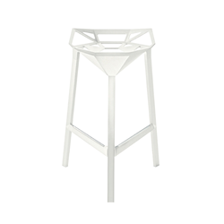 MAGIS set of 2 outdoor stools STOOL ONE Stool_One H 74 cm