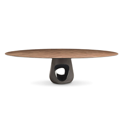 HORM oval table BARBARA 240 x 120 cm