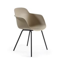 INFINITI chair with arms SICLA 4 LEGS