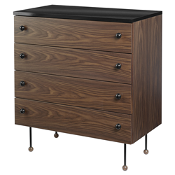 "GUBI commode GROSSMAN DRESSER 4 ""62-series"""