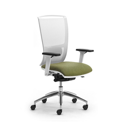 LEYFORM operative office armchair COMETA W 55162 with arms