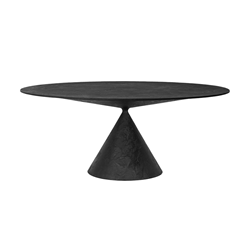 DESALTO round table CLAY