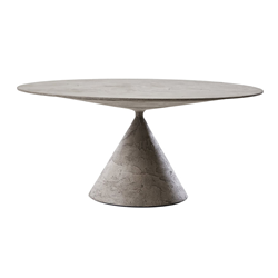 DESALTO oval table CLAY