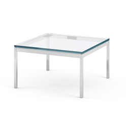 KNOLL coffee table FLORENCE KNOLL 60 x 60 x H 35 cm