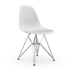 VITRA Eames Plastic Side Chair DSR NEW DIMENSIONS