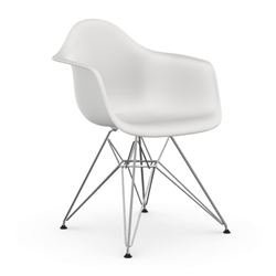 VITRA Eames Plastic Armchair DAR NEW DIMENSIONS