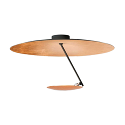 CATELLANI & SMITH lampada da soffitto LEDERAM C150