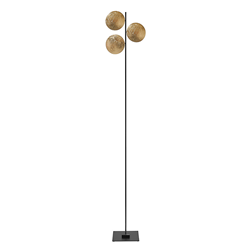 CATELLANI & SMITH floor lamp LEDERAM F3