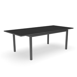 TALENTI outdoor extending table 156-214 cm ADAM PiùTrentanove Collection