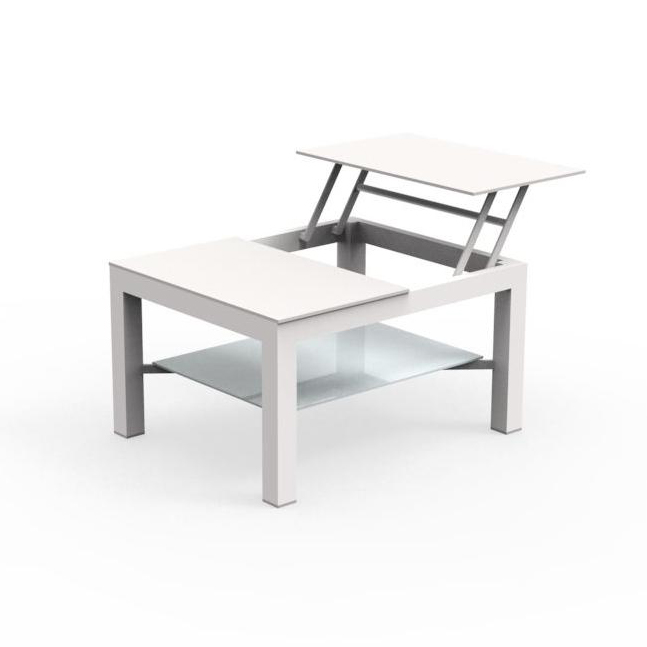 Talenti Outdoor Opening Small Coffee Table Chic Piutrentanove Collection Myareadesign It