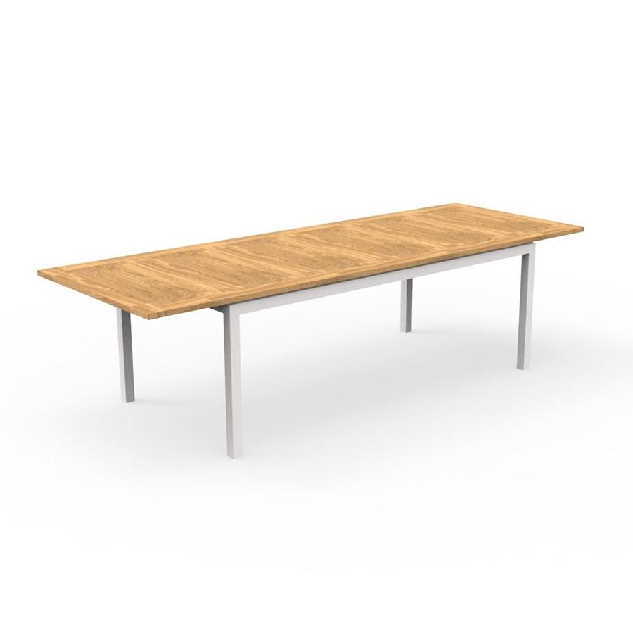 TALENTI tavolo allungabile 200-280 cm da esterni TIMBER ...