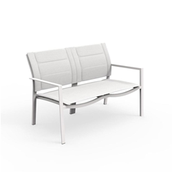 TALENTI outdoor sofa 2 places TOUCH PiùTrentanove Collection