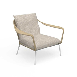 TALENTI outdoor armchair CRUISE ALU Icon Collection