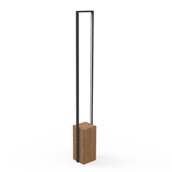 TALENTI outdoor floor lamp CASILDA Collezione Icon