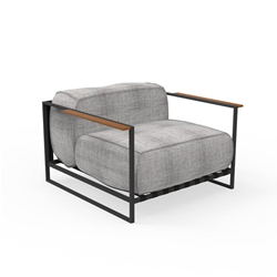 TALENTI outdoor armchair CASILDA Collezione Icon