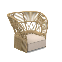 TALENTI outdoor armchair CLIFF DECO Icon Collection