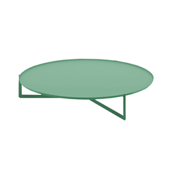 MEME DESIGN outdoor coffee table ROUND 4 OUTDOOR