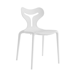 CONNUBIA CALLIGARIS set of 4 chairs AREA51