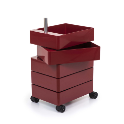 MAGIS 360° storage unit with 5 drawers