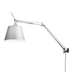 ARTEMIDE lampe murale applique TOLOMEO MEGA Ø 32 cm ON/OFF