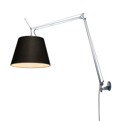 ARTEMIDE lampe murale applique TOLOMEO MEGA Ø 36 cm ON/OFF