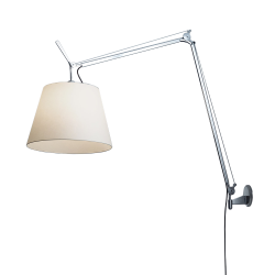 ARTEMIDE lampe murale applique TOLOMEO MEGA Ø 42 cm ON/OFF