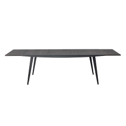 DESALTO rectangular table FOURMORE 90 x 180/250 cm