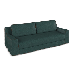 GERVASONI sofa with 3 places LOLL 12