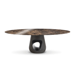 HORM oval table BARBARA 200 x 120 cm