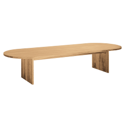 e15 oval table ASHIDA