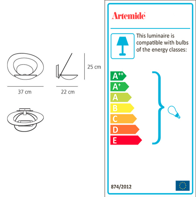 Artemide Pirce